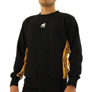 Cropped B/Y sweatshirt