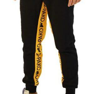 Cropped B/Y Pants