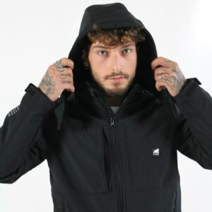 Detailed Softshell winter