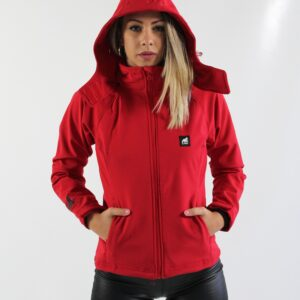 Detailed Softshell winter woman