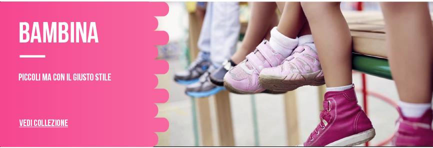 Bambina - Abbigliamento Sportivo - Scarpe Sportive